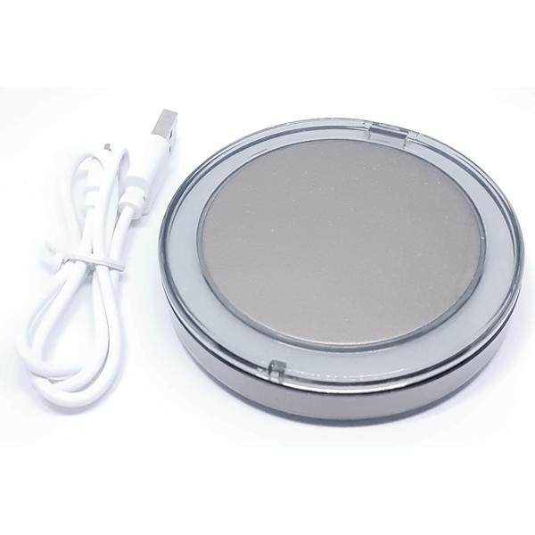 miroir portable led maquillage bio. Black Bedroom Furniture Sets. Home Design Ideas