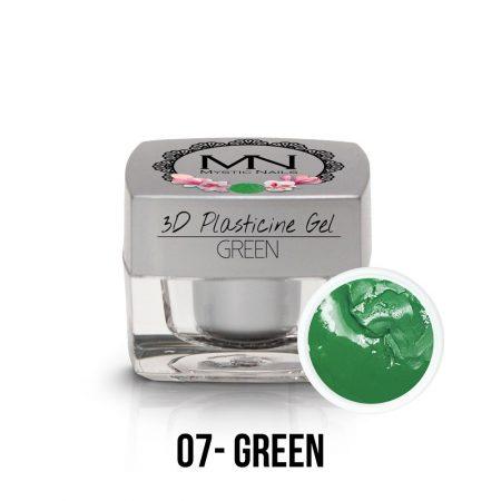 3D Gel green