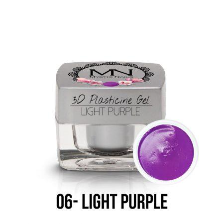 3D Gel light purple