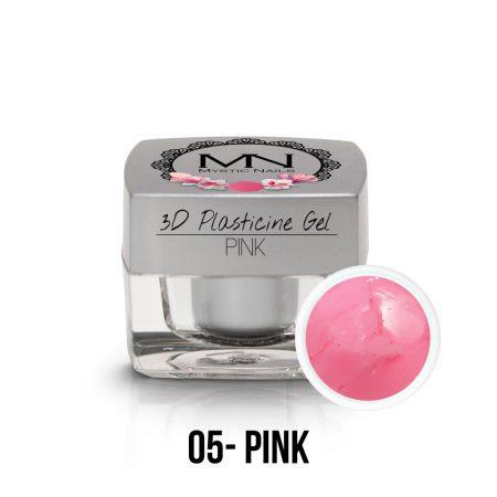 3D Gel pink