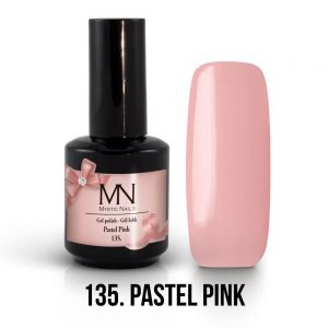 ColorMe! 135 - Pastel Pink 12ml Gel Polish