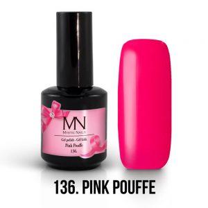 ColorMe! 136 - Pink Pouffe 12ml Gel Polish