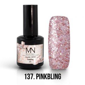 ColorMe! 137 - Pinkbling 12ml Gel Polish