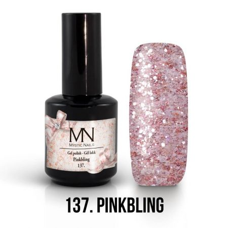 ColorMe! 137 - Pinkbling 12ml Gel Polish
