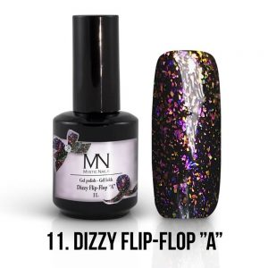 Dizzy 11 - Dizzy Flip-Flop A 12ml Gel Polish
