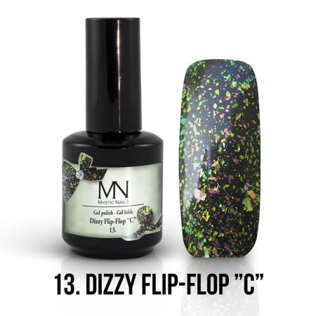Dizzy 13 - Dizzy Flip-Flop C 12ml Gel Polish