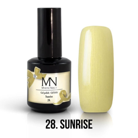 28 - Sunrise 12ml