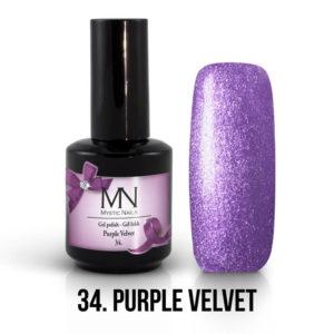 34 - Purple Velvet 12ml