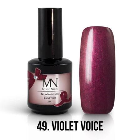49 - Violet Voice 12ml