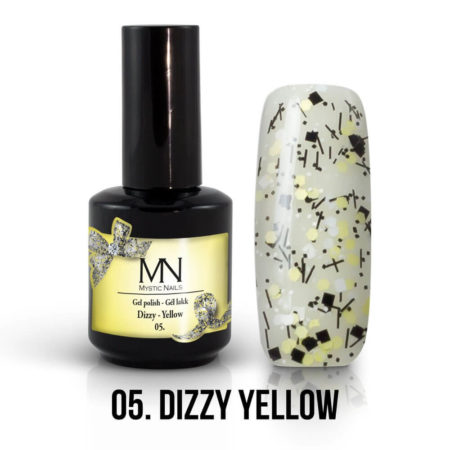 Dizzy 05 - Dizzy Yellow 12ml