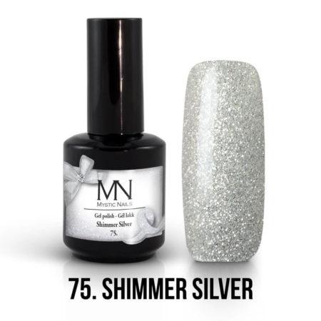 75 - Shimmer Silver 12ml