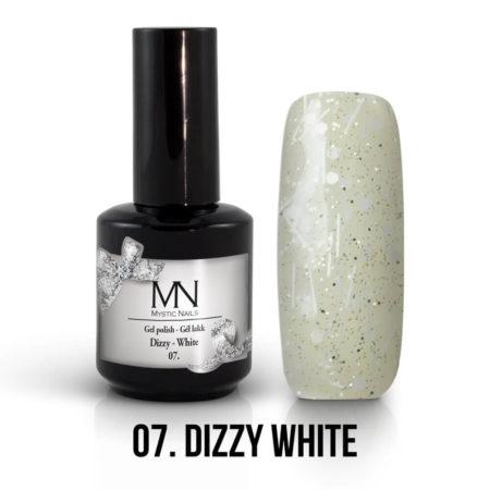 Dizzy 07 - Dizzy White 12ml