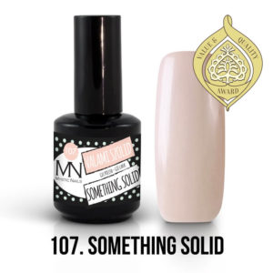 107 - Something Solid 12ml