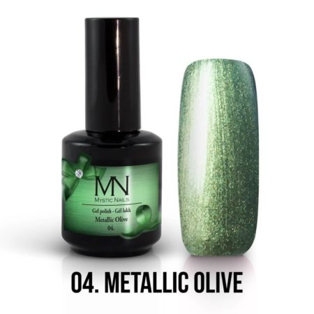 Metallic 04 - Metallic Olive 12ml