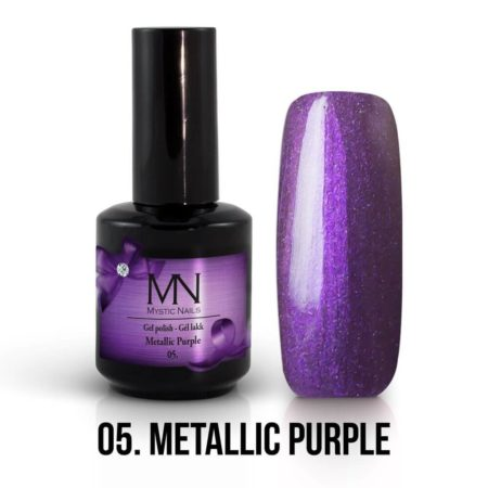 Metallic 05 - Metallic Purple 12ml