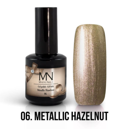 Metallic 06 - Metallic Hazelnut 12ml