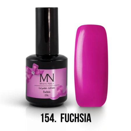Gel Polish 154 - Fuschia