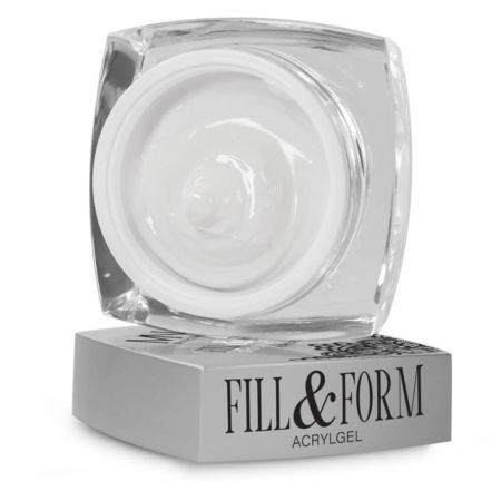 Fill&Form Gel - Shocking White - 30g