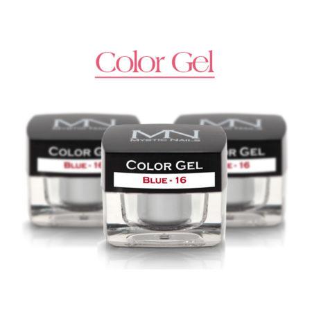Gels de couleur