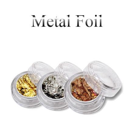 Feuilles métalliques