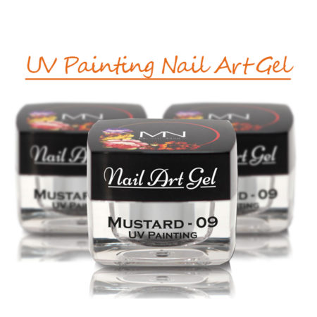 Gels UV Nail Art