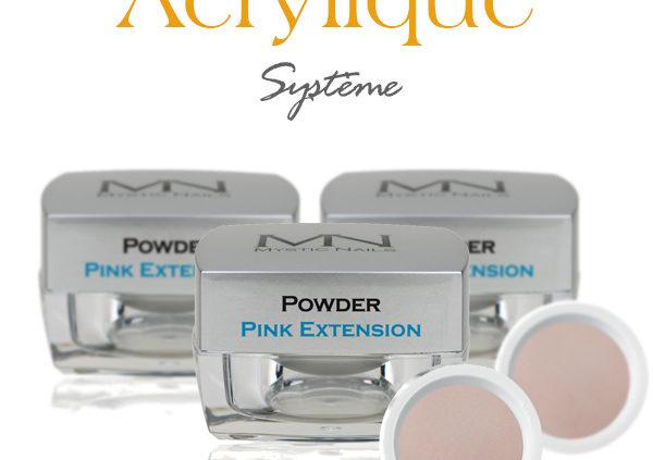 acrylique syatème