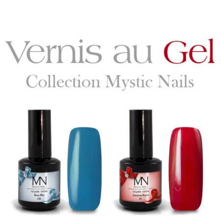 Vernis au gel - Collection Mystic Nails