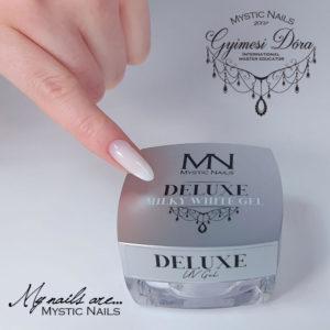 Classic Deluxe Milky White Gel