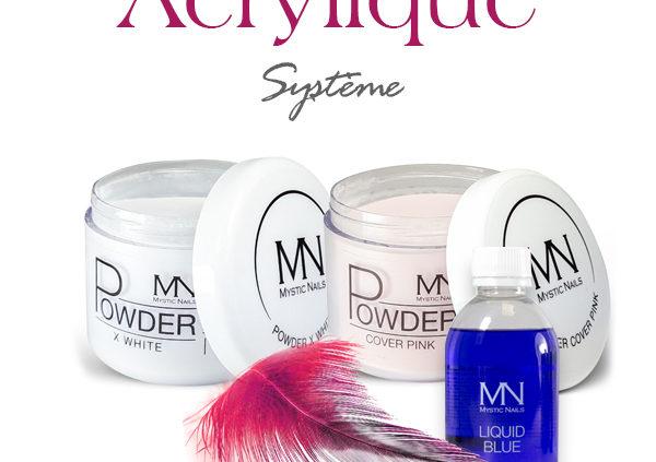 acrylique systeme